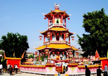 龙海彩扎艺术的传承与保护_漳浦旅游景点_城市中国
