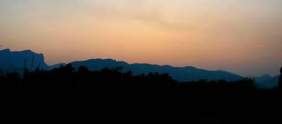 白水寨風景名勝區