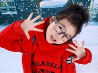 0048号吴若溪  5岁