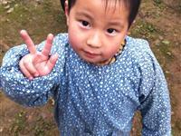 0015号杨正杰 4岁