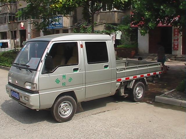 五菱双排座小货车现在什么价格图片