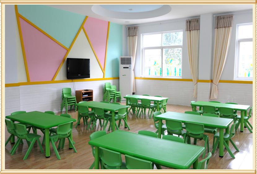 漂亮的教室