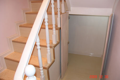 木条衣柜安装步骤图