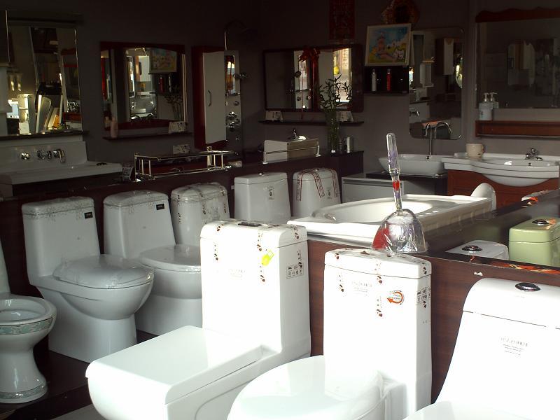 厨电卫浴店装修效果图