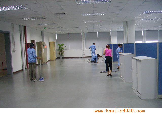 上海清爽宁国保洁服务分公司