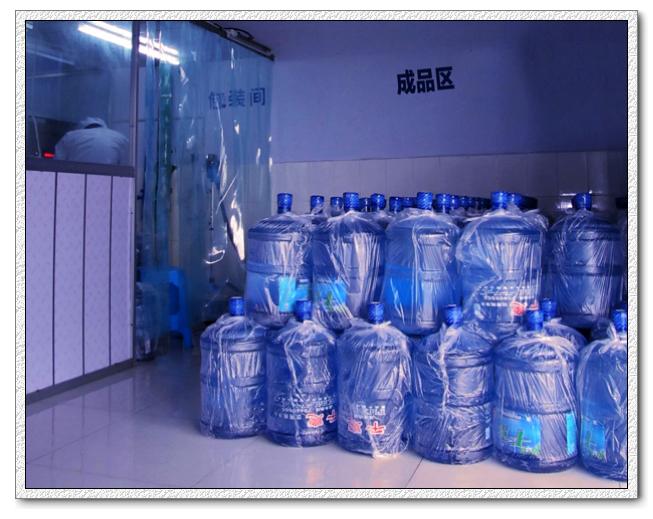 中梁山桶装水矿泉水