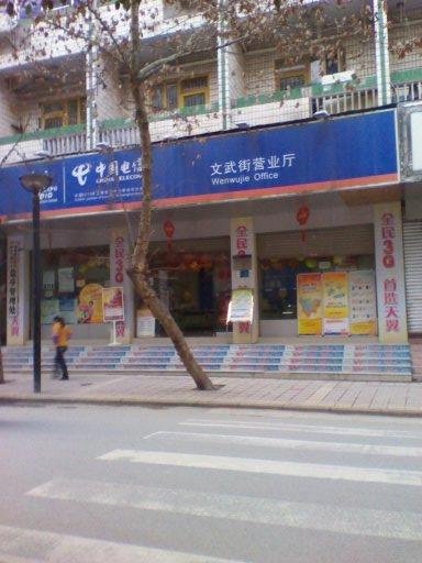 电网络营业厅_盐亭文武街电信营业厅
