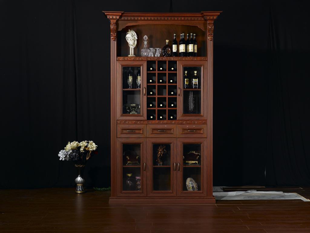 欧式红酒柜