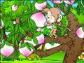儿童故事精选-小猴摘桃