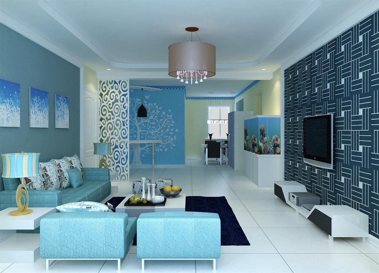 家庭室内装修与设计 理发店