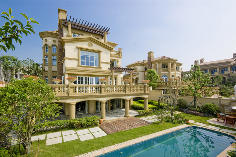 带院子独栋别墅设计图内容带院子独栋别墅设计图
