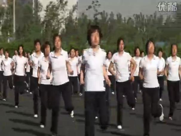 莘县一中教职工健身操