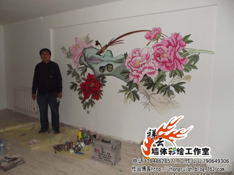 简单墙绘图案 酒吧创意墙绘图案 卡通墙绘图案素材 艺术墙绘图案